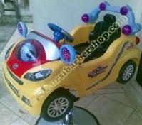 Kursi Barber Anak Mobilan YS-99823 Kuning