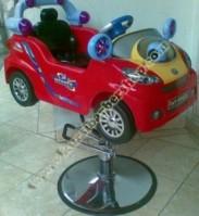 Kursi Barber Anak Mobilan YS-99823 Merah