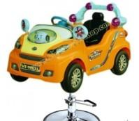Kursi Barber Anak Mobilan YS-99823 Orange
