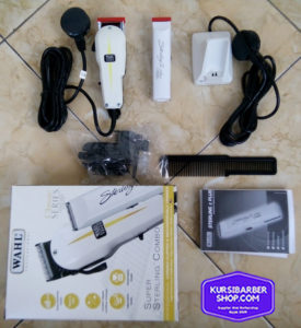 Wahl Classic Series Super Sterling Combo