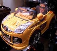 Kursi Barber Anak Mobilan YS-HL007 Kuning