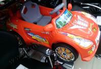 Kursi Barber Anak Mobilan YS-TX169 Orange