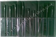Charmvit 210-218 Comb Set 9pcs
