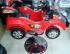 Kursi Barber Anak Mobilan YS-HT99835 Merah
