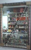 Kaca Barber SD-02