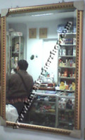 Kaca Barber SD-03