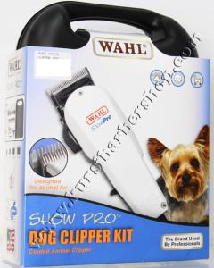 Wahl Showpro Dog Clipper Kit