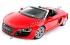Kursi Barber Anak Mobilan Audi Merah