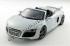 Kursi Barber Anak Mobilan Audi Putih