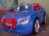 Kursi Barber Anak Mobilan Audi Biru