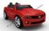 Kursi Barber Anak Mobilan Chevrolet Camaro Merah
