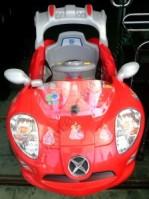 Kursi Barber Anak Mobilan TK-8816N Merah