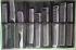Charmvit Comb Set Silver 9pcs