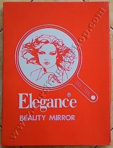 Cermin Genggam Elegance Biru