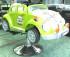 Kursi Barber Anak Mobilan VW Beetle Hijau