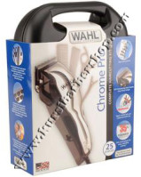Wahl Professional Chrome Pro Complete Haircutting Kit