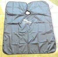 Kip Potong Kain Waterproof Hitam