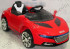 Kursi Barber Anak Mobilan Audi Quattro Sport Merah