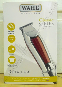 Wahl Detailer Professional Corded Trimmer 5 Star Series