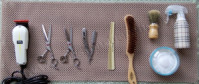 Anti Slip Mat Uk.30cm x 75cm Coklat Muda