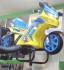 Kursi Barber Anak Motoran PMB Kuning