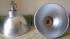 Kap Lampu Gantung Aluminium Diameter 38cm