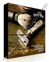 Poster Barber Frameless BS-012 Uk. 30cm x 30cm