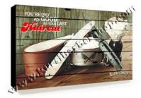 Poster Barber Frameless BS-025 Uk. 30cm x 30cm