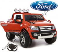 Kursi Barber Anak Mobilan Ford Ranger Merah